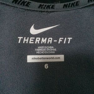 Nike Shirts & Tops - Nike Therma-Fit Sweatshirt Hoodie